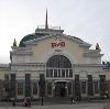 Железнодорожные вокзалы в Киясово