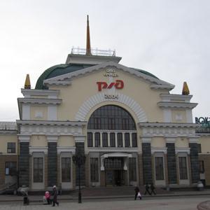 Железнодорожные вокзалы Киясово